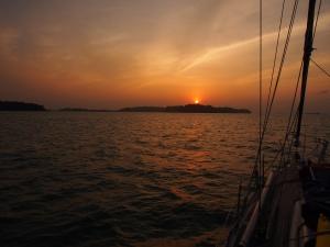 Penang sunrise