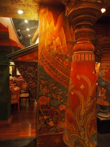 The Spice Room - awesomely decorated and the food to die for