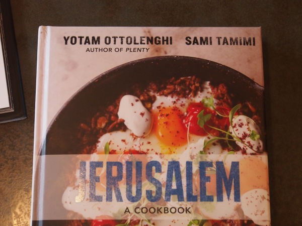 My current recipe book experiences - great middle eastern dishes