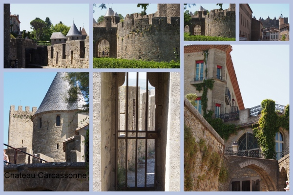 Chateau Carcassonne