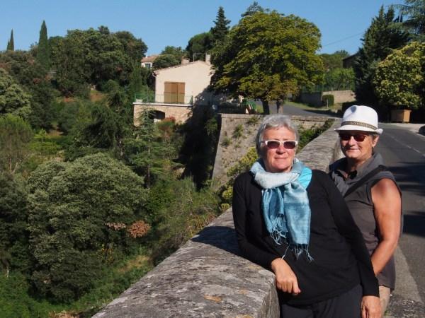 Connie and Sue