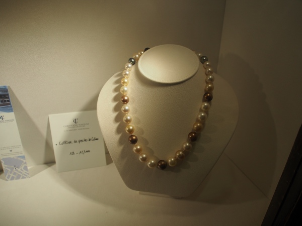 Pearls for Connie