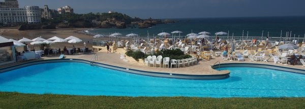 Hotel de Palais pool