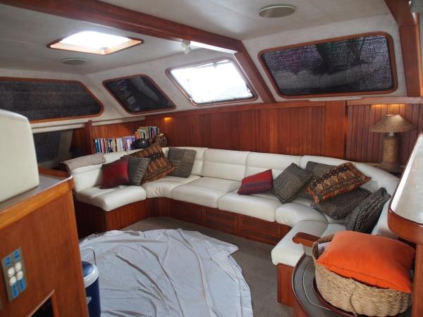 Katani - what a boat.