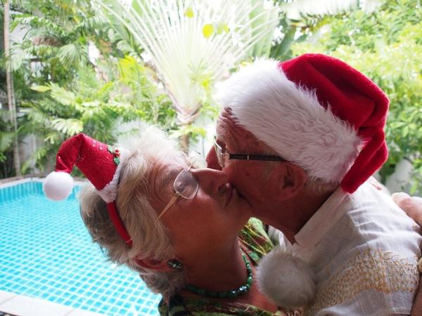 An amorous Christmas