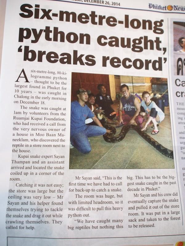 Phuket News December 24, 2014