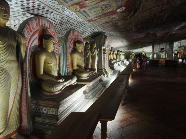 Another buddha cave