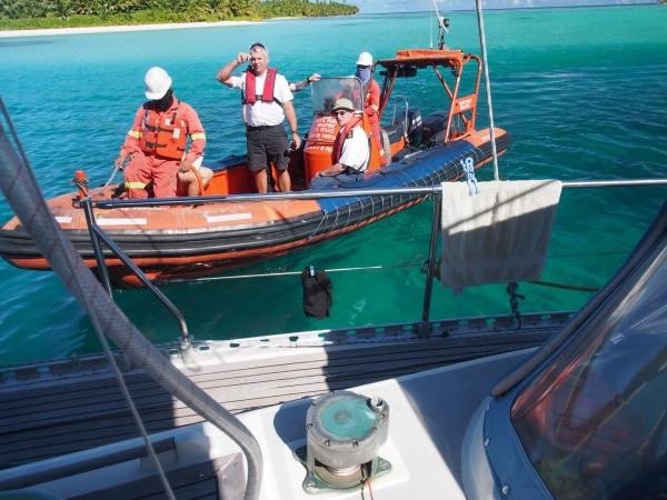 BIOT (British Indian Ocean Territories Organization) is looking for our paperwork