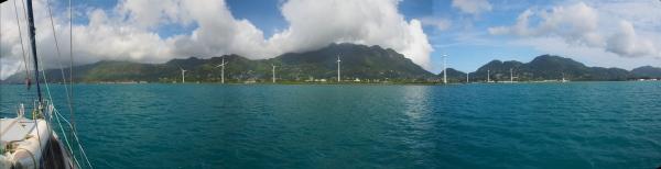 Seychelles - Victoria Harbour