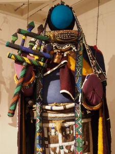 One of the many examples of traditional clothing