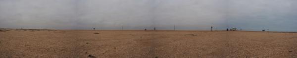 Namib-Nakulft desert panorama