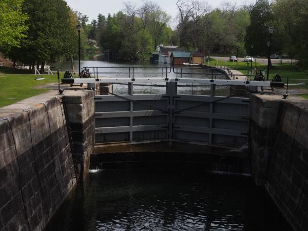Chaffey's Locks on the Rideau Canal